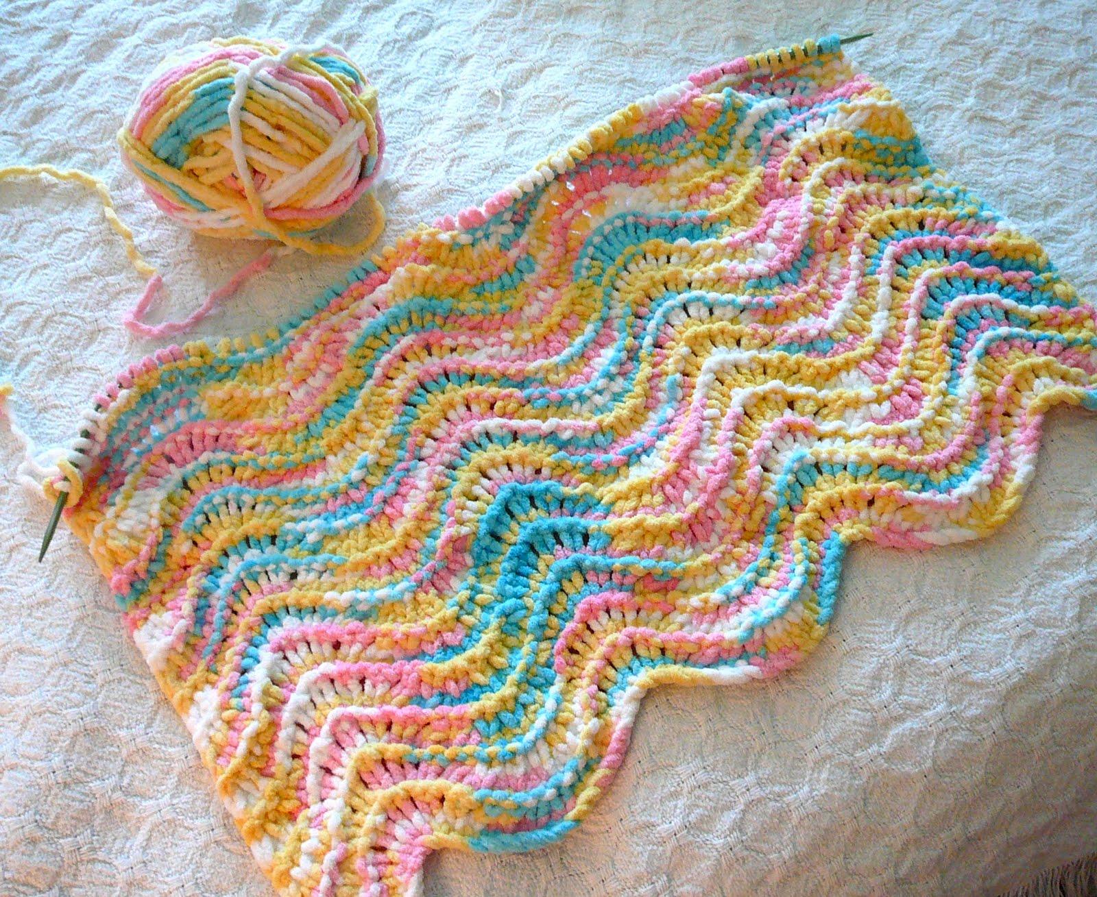 Bernat Baby Blanket Yarn Patterns New Ideas