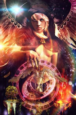 metaphsyical spiritual meaning of Easter Goddess