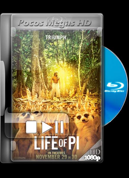 Life Of Pi (Una Aventura Extraordinaria) [2012] [BRRip] [1080p] [Dual Latino/Ingles] [5.1]