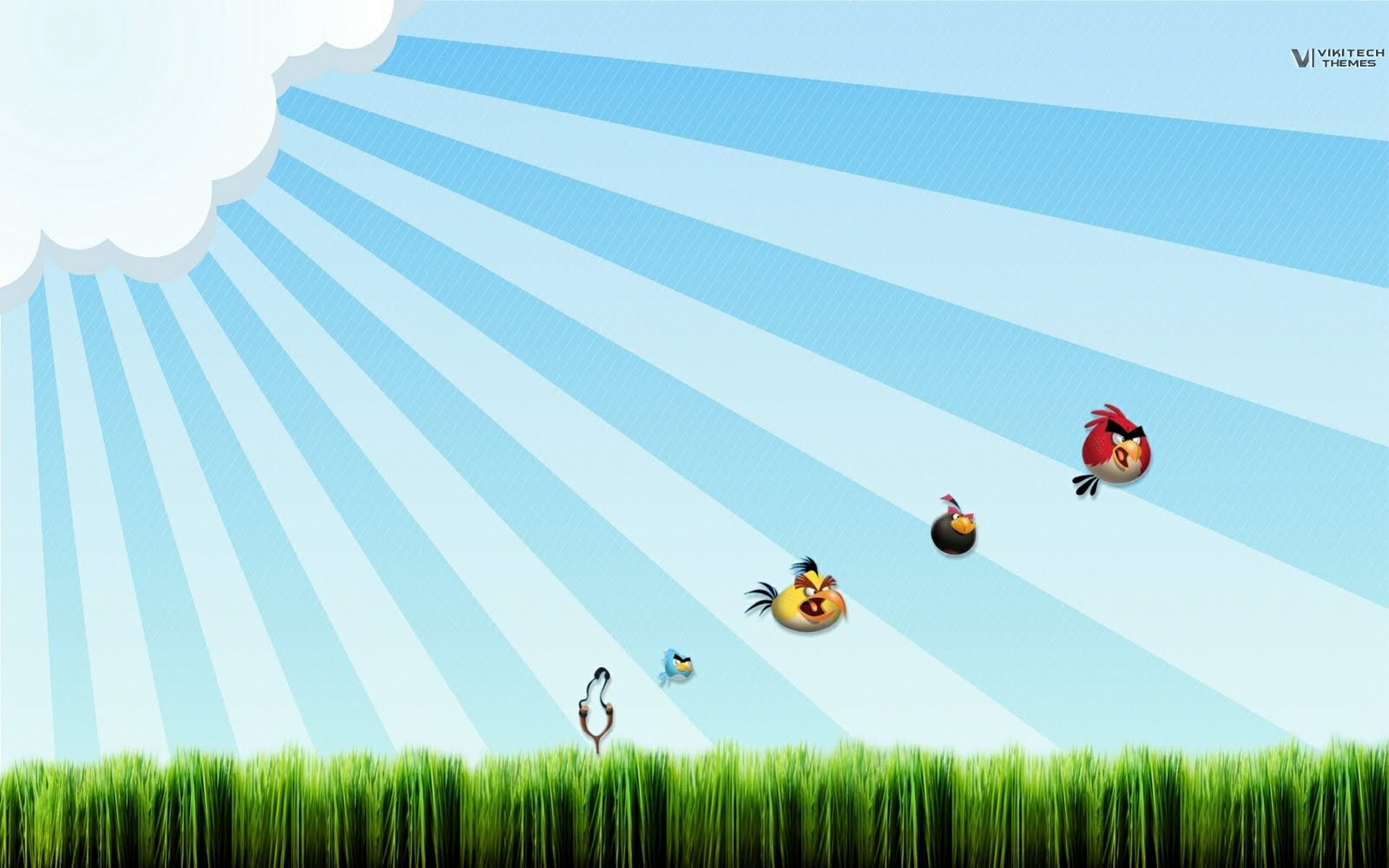 Wallpapers Angry birds