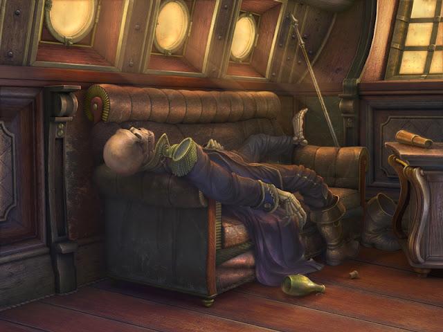 Azada 3: In Libro Collector's Edition Screenshot 7