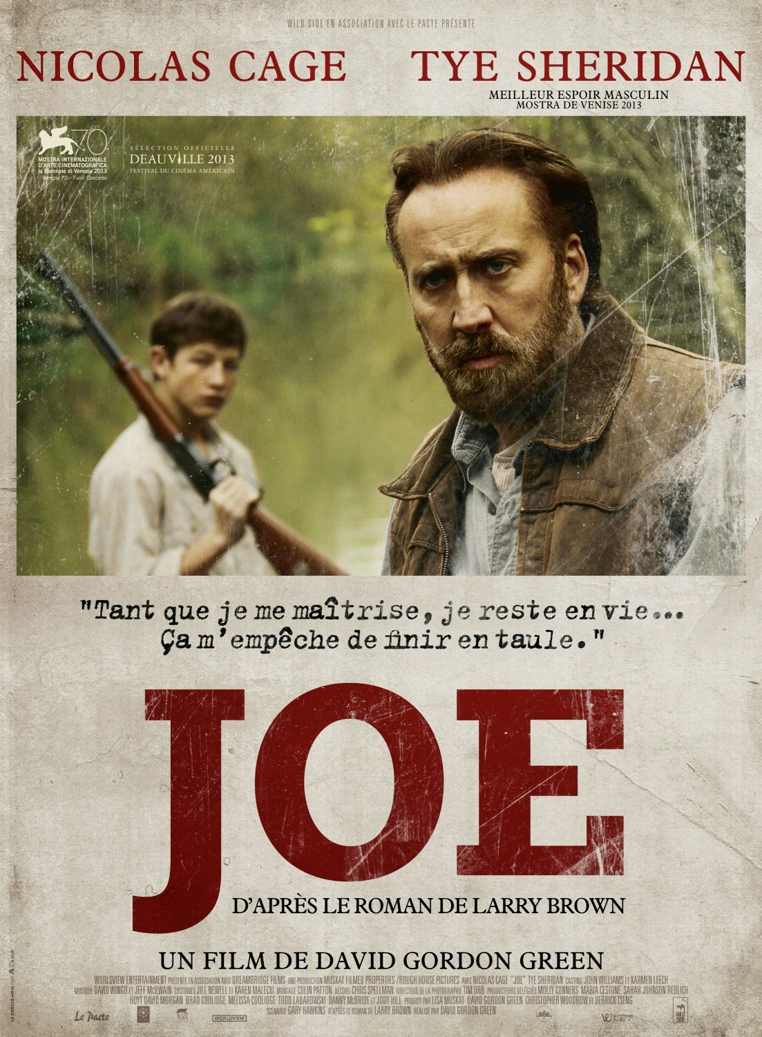 Regarder Joe en streaming