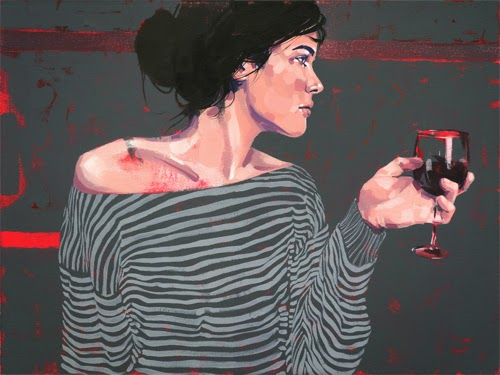 Doctor Ojiplático. Jonny Ruzzo. Illustration & Painting