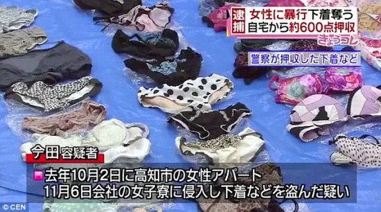 koleksi pakaian dalam wanita curi