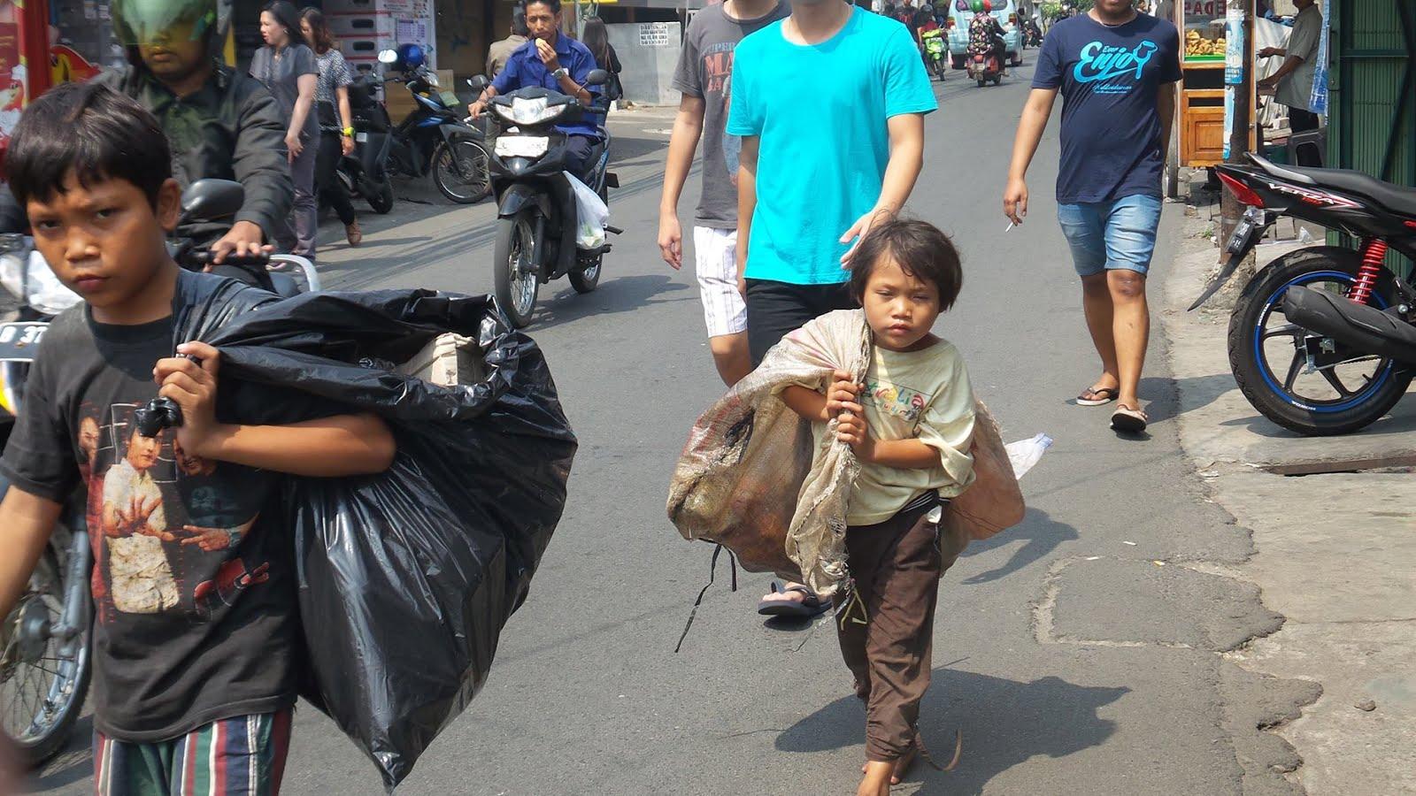 Peduli Kemiskinan dan Yatim Piatu