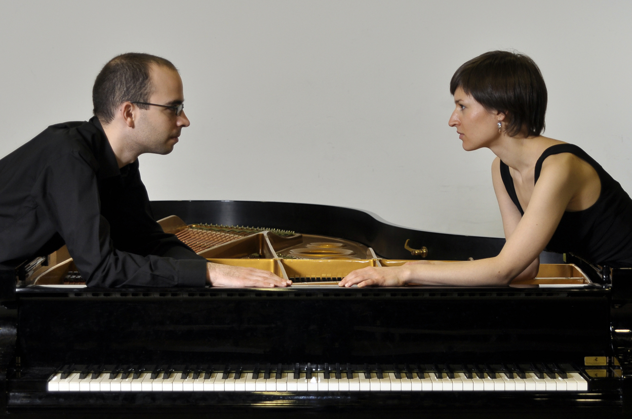 Duo Jost Costa, 4 hand Pianists