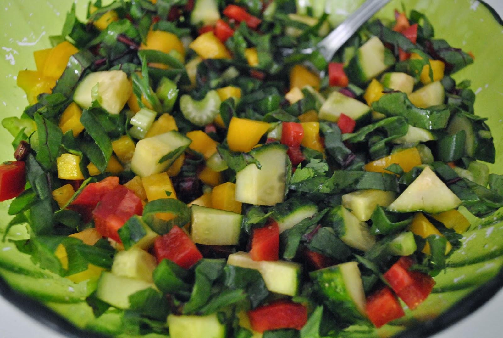 Салат листья свеклы рецепт с очень вкусный
