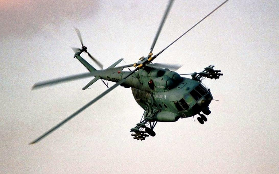 Mil Mi-17 Hip, Helicopter Wallpaper 4