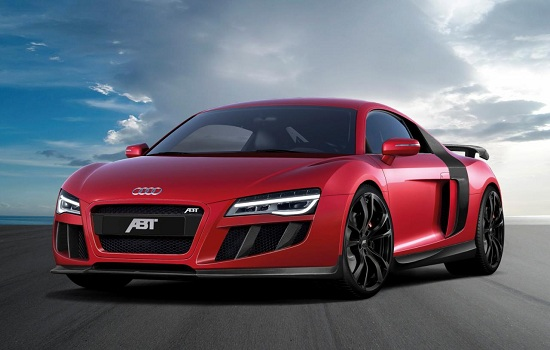 2014 Audi R8 V10 by ABT Sportsline