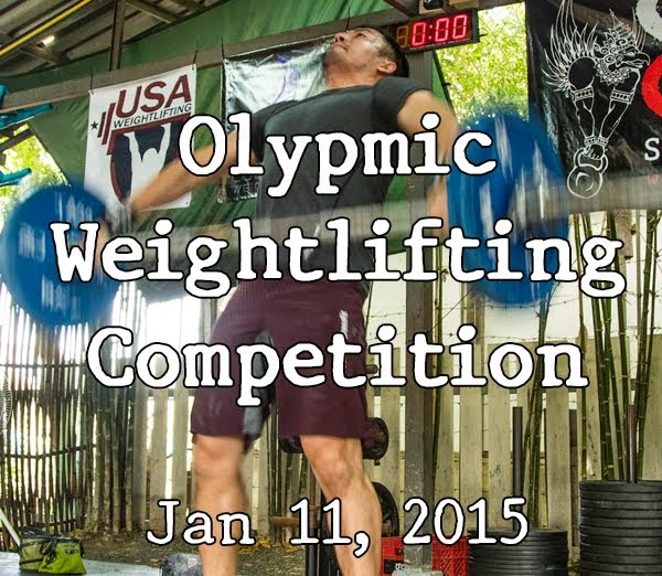 2015 Olympic Weightlifting
