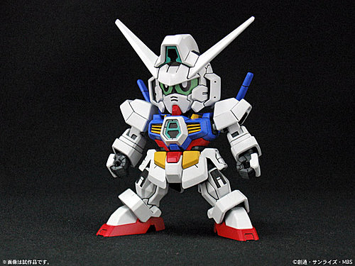 SD BB Gundam Age series ~ Gundam Kits
