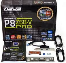 Asus P8z68-V Pro Drivers