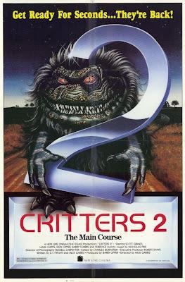 Critters 2 (1988) DVDRip Latino