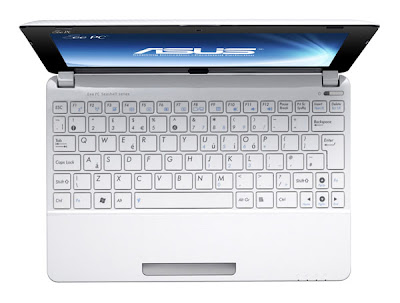 new ASUS Eee PC R011PX
