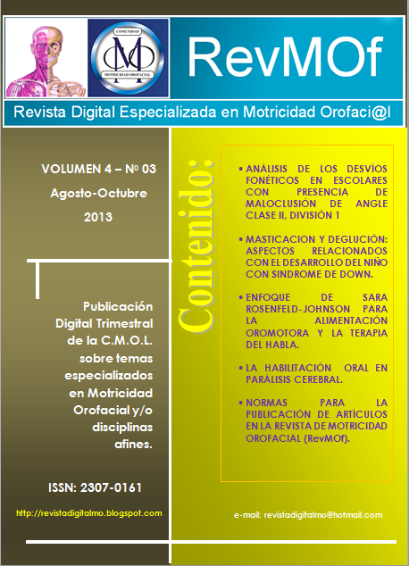 Volumen 4 No.3, 2013