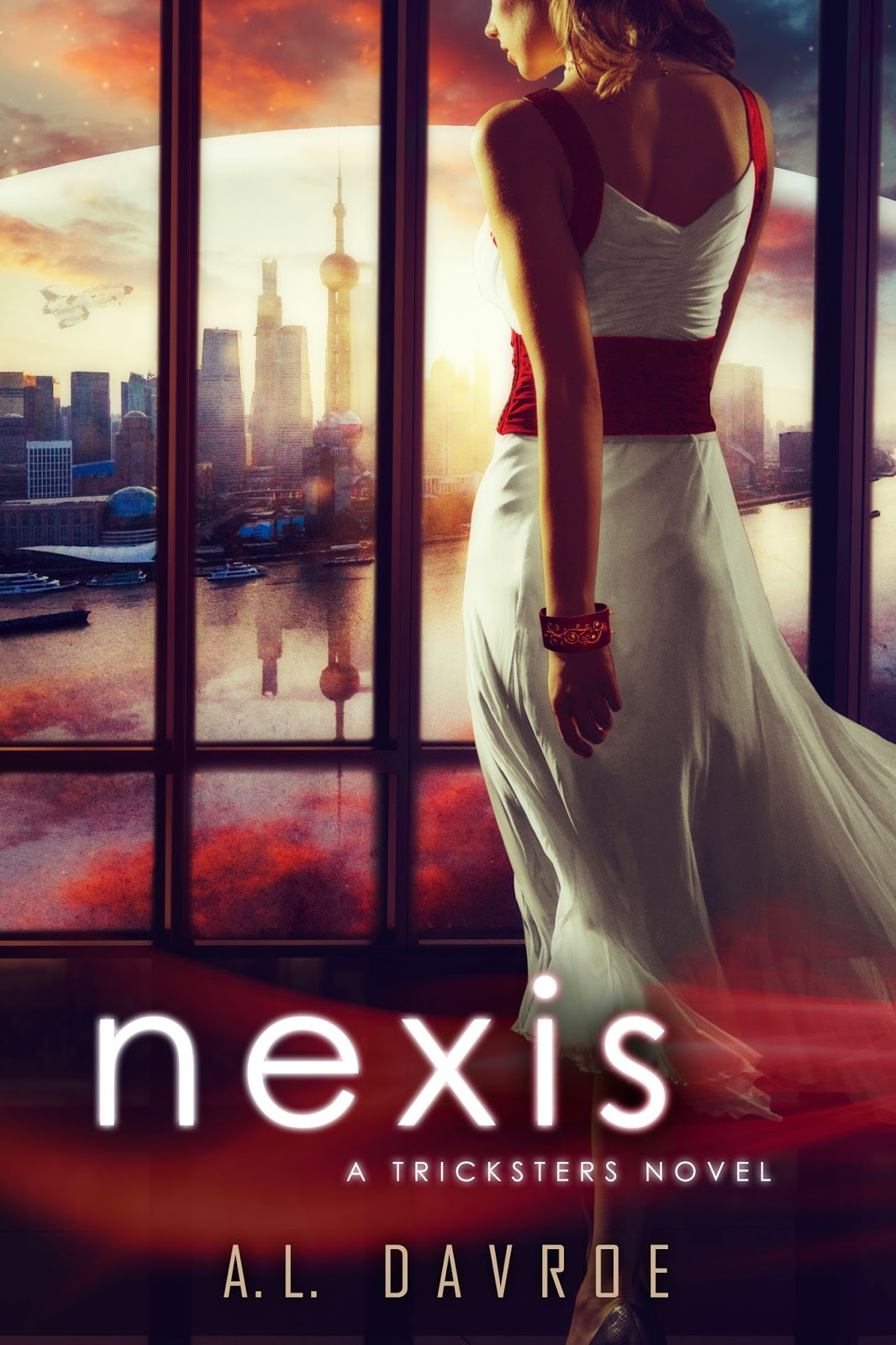 Cover Reveal – Nexis by A. L. Davroe