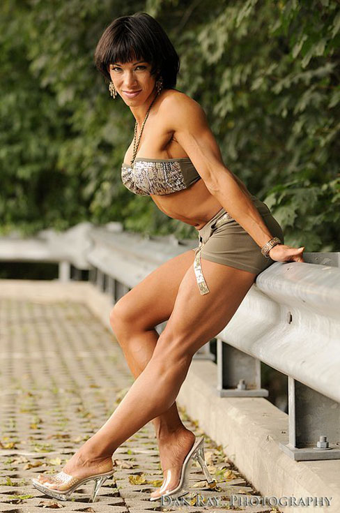 Venus Nguyen Female Muscle Bodybuilding Blog
