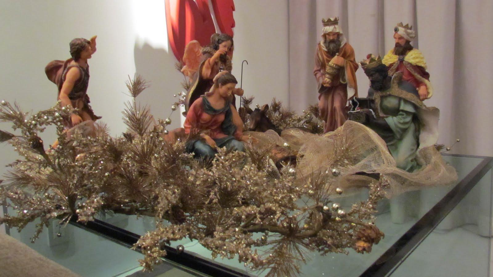 decoracao de sala natal : decoracao de sala natal:clo estilo : : :: Decoração de Natal por Adriana Costa