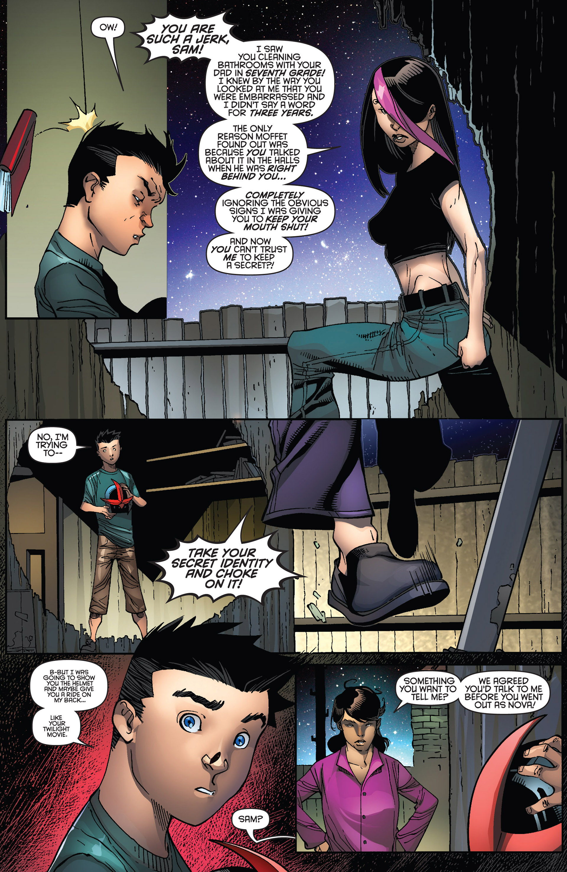 Nova (2013) - Chapter  10 | pic 12