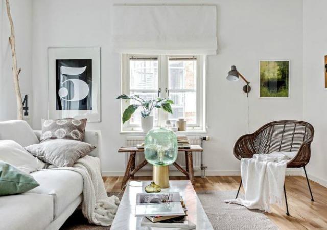 Decoraci n f cil en el 2016 decoraci n natural for Decoracion de apartamentos pequenos 2016