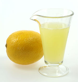 jus lemon segar