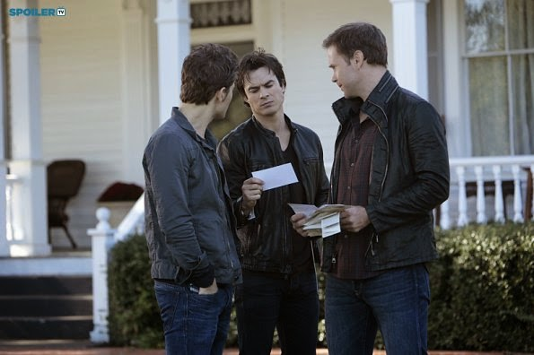 The Vampire Diaries - Fade into You - Review