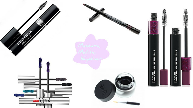 migliori prodotti beauty make up 2012 mascara eyeliner matite dior pupa sleek mac cosmetics chanel
