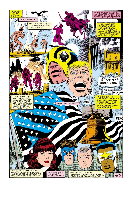 Captain America (1968) Issue #300 #228 - English 20