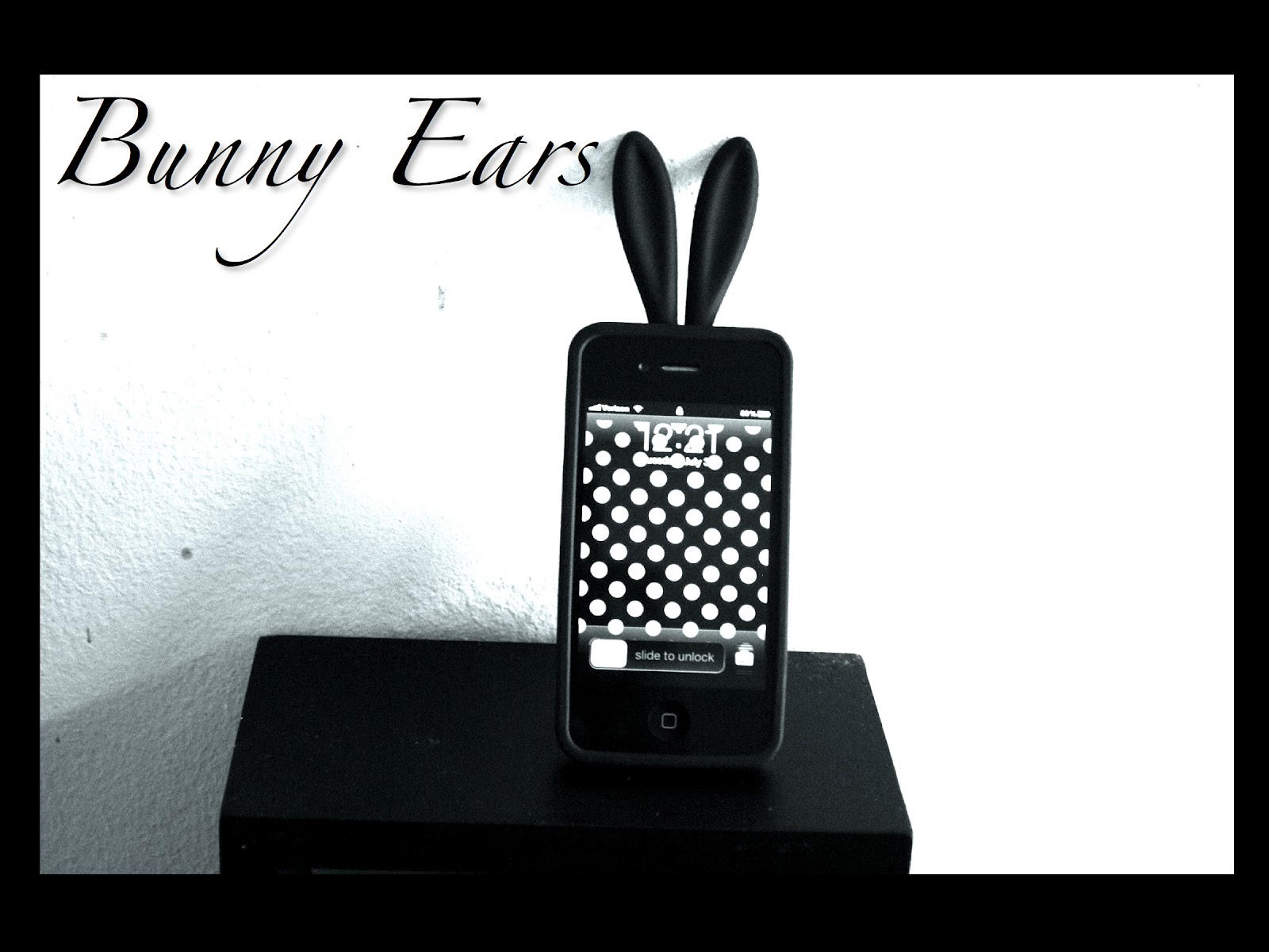 Displaying 18u0026gt; Images For - Iphone 4 Cases Bunny Ears...