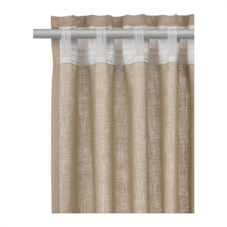 Rosa Beltran Design Customizing Inexpensive Linen Curtains Diy Tutorial