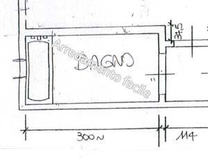 Organizzare un bagno piccolo blog arredamento interior design - Pianta bagno piccolo ...