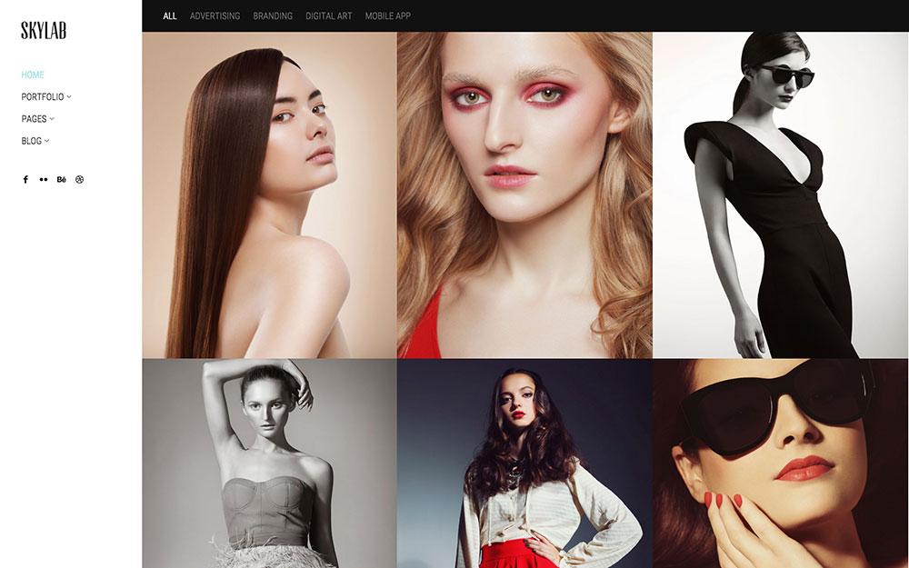 skylab-portfolio-photography-wordpress-theme