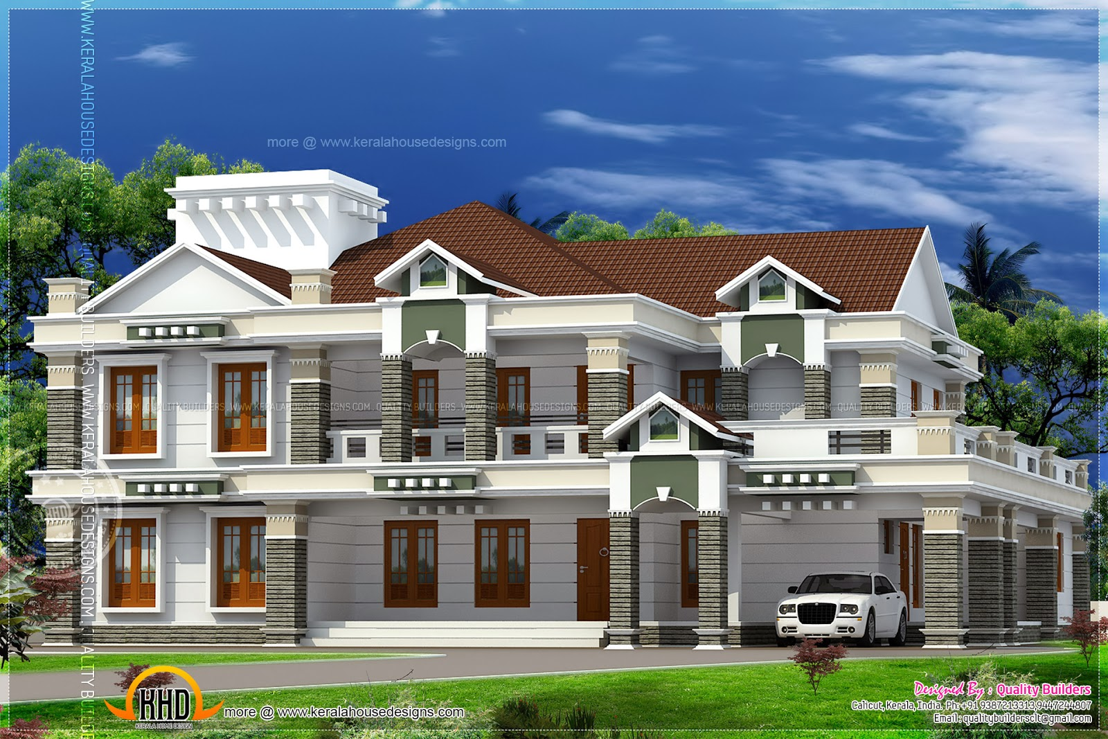 November 2013 kerala home design and floor plans for Kerala home design 2013