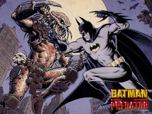 batman vs predator comic pdf