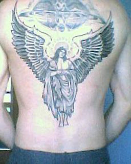 The Best Angel Tattoo Designs