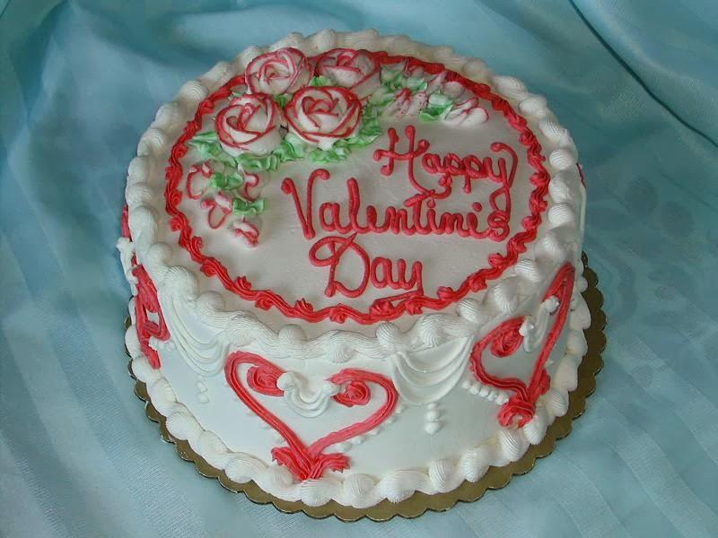 Valentine's Day special Cake