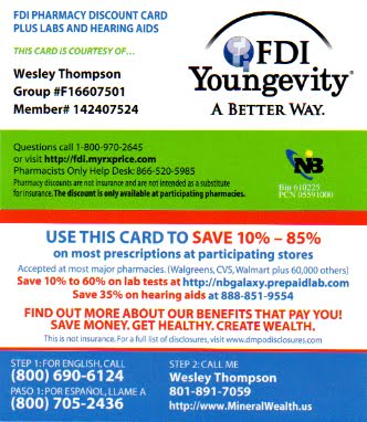People who shopped at Youngevity also shop at: