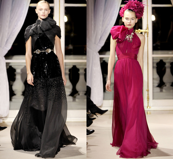 Gambattista Valli, Fashion Week Paris 2012