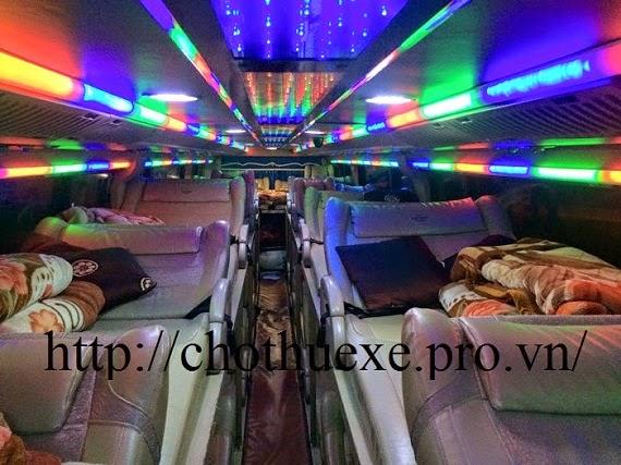 Đức Vinh cung cấp dịch vụ cho thuê xe giường nằm uy tín