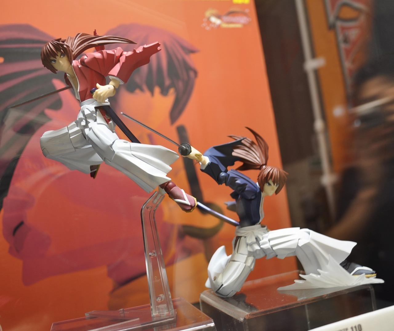 "Private Import Japan Blog: Samurai Anime ""Rurouni Kenshin"""