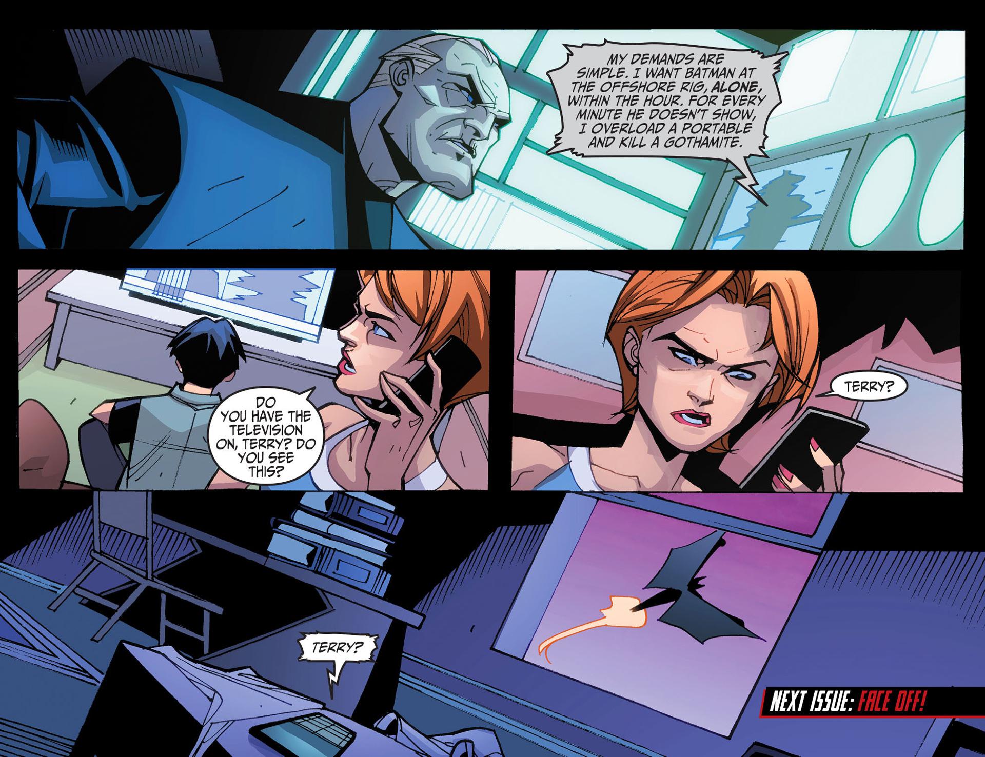 Batman Beyond 2.0 #3 #38 - English 22