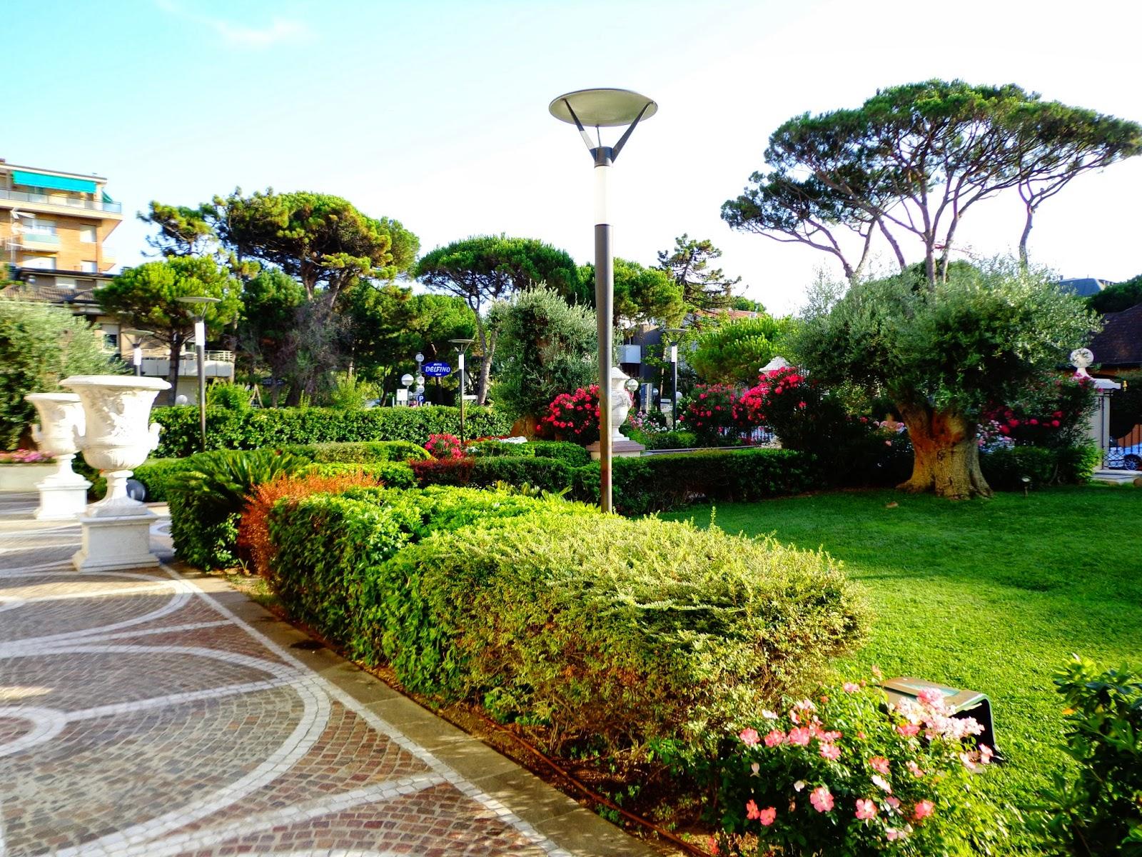 Растительность-Миланы-Мариттимы