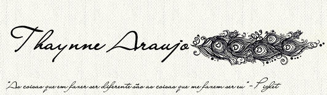 Thaynne Araujo