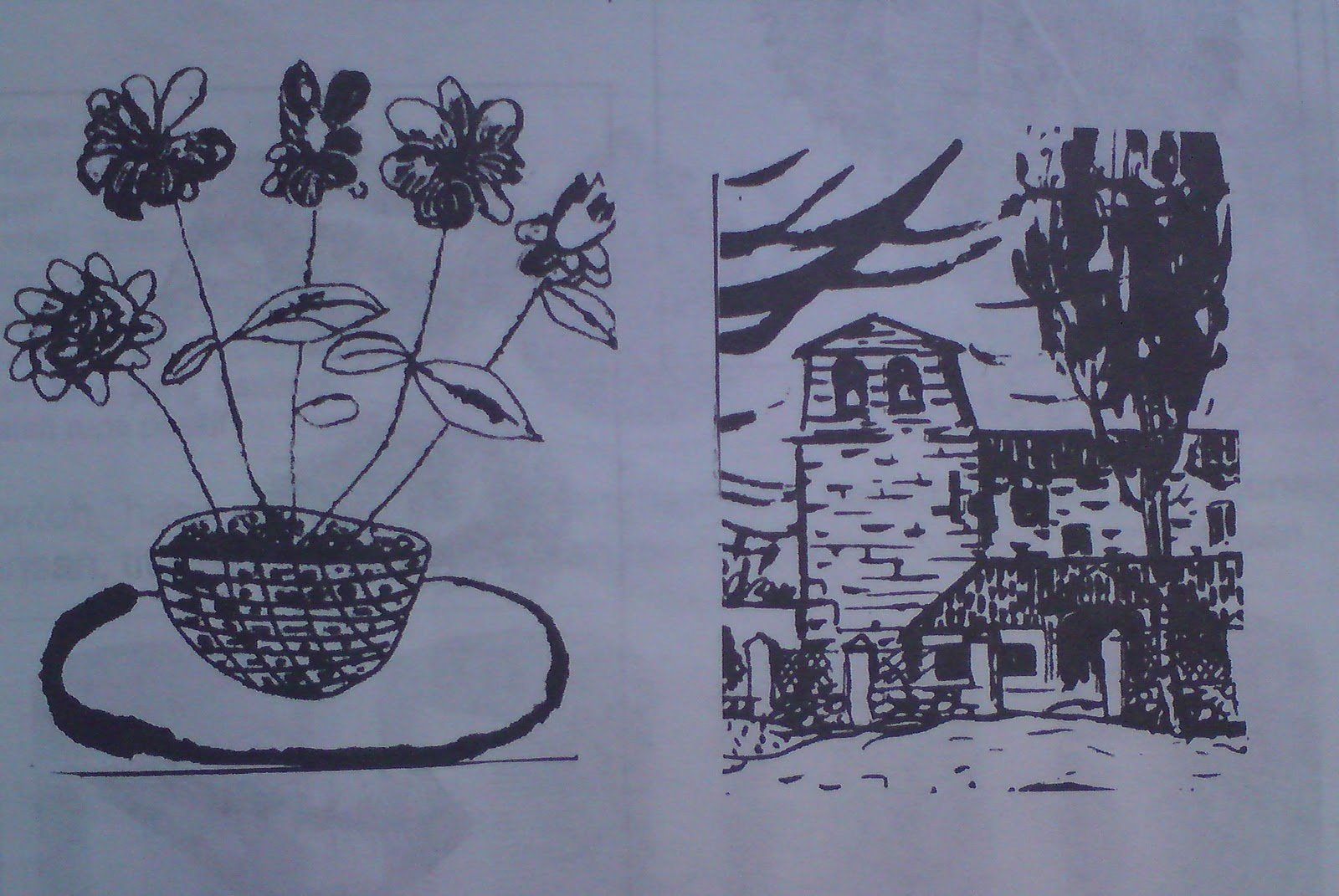 pendidikan seni visual lukisan pendidikan seni visual