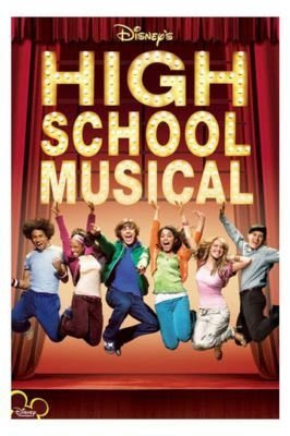 High school musical 1 songs in english