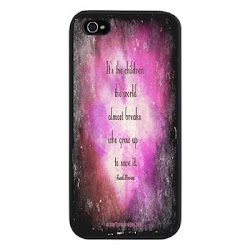 Child Hope Quote iPhone 5 Case