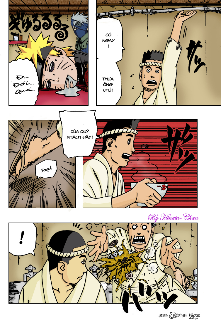 Naruto chap 320.Color Trang 12 - Mangak.info