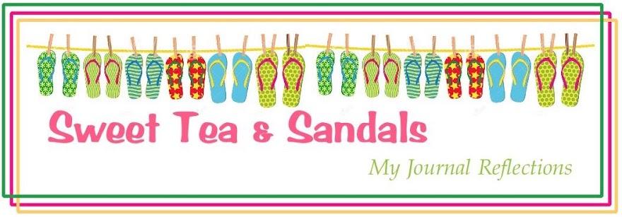 Sweet Tea & Sandals
