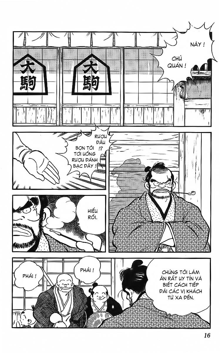 Nijiiro Togarashi - Ớt Bảy Màu chap 40 - Trang 15