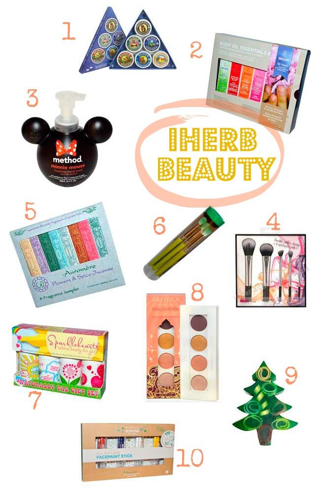 10 regalos beauty de iHerb
